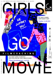 OK-LU Website Girls Go Movie Plakat 2018