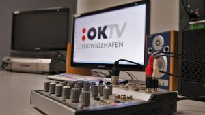 Foto: Schnittplatz OK-TV Ludwigshafen
